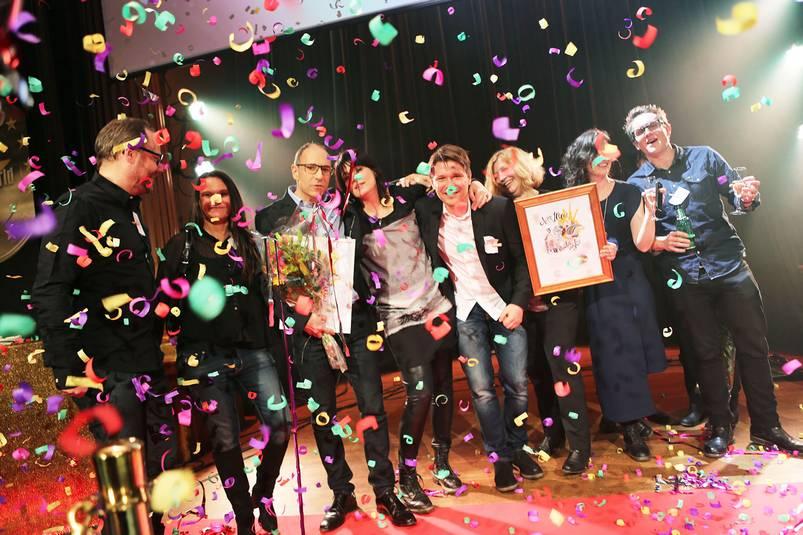 Aftonbladet var både Årets nyhetssajt och Årets sajt.